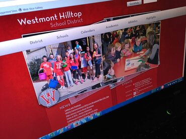 Westmont Hilltop School District website