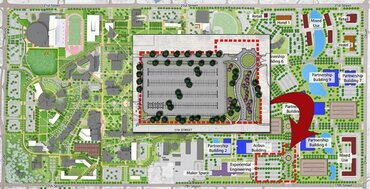 Wichita State Innovation Campus plans