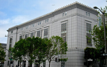 San Francisco Public Library Main Branch, 100 Larkin Street, San Francisco