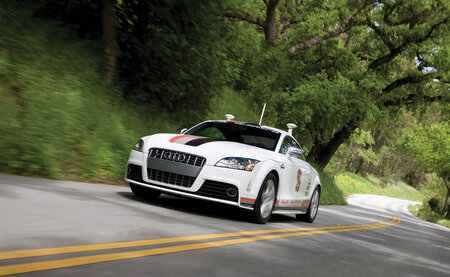 Self-Driving Vehicles May Not Be So Safe