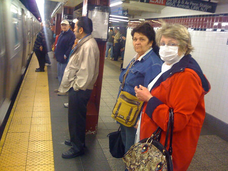 NYC Talks Data Needs for Disease Outbreak Management