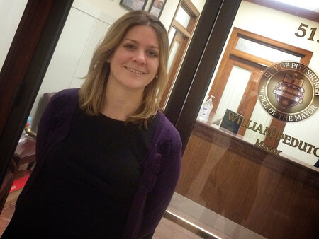 Pittsburgh's Analytics and Strategy Manager Laura Meixell
