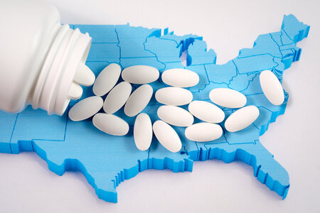 Opioid Crisis Mapping and Collaboration Effort Continues Expanding