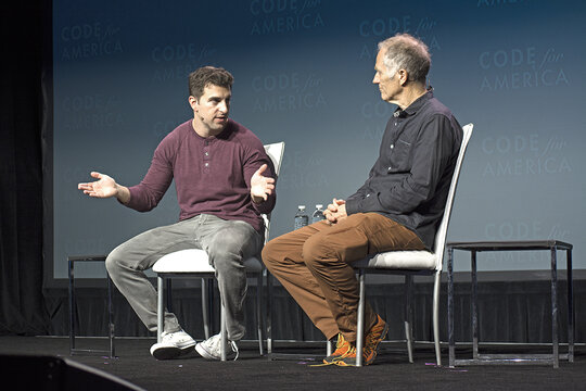 Brian Chesky, Airbnb CEO and founder