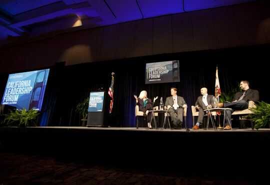 2014 California Leadership Forum - Chief Innovation Officers panel