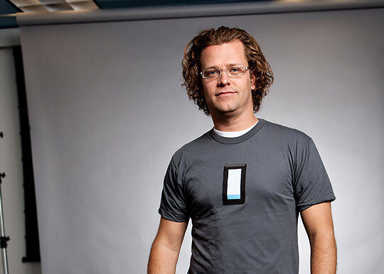 Josh James, founder and CEO of Domo