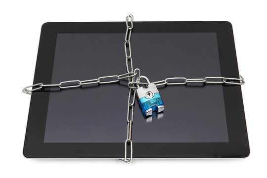 iPad security