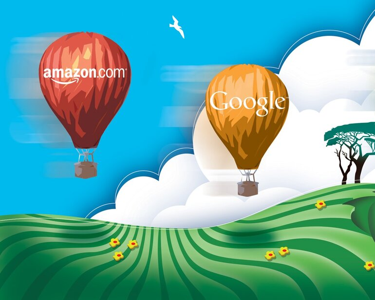 the war among google amazon facebook With amazon web service's google vs amazon: who will win the cloud pricing war google and amazon web services have been fighting price wars for years.