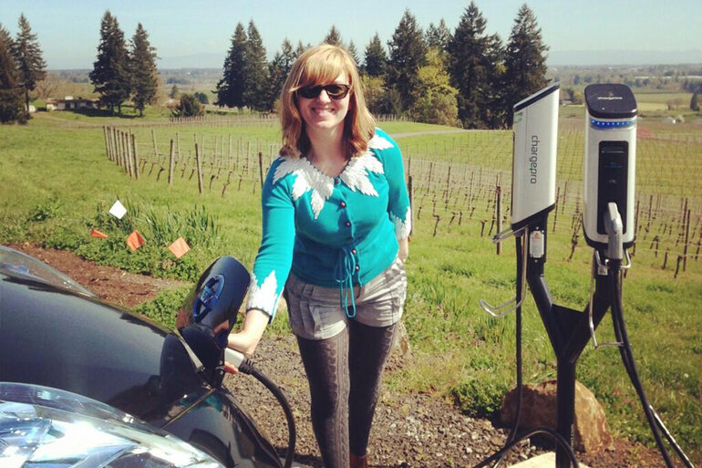 Oregon Chief EV Officer Ashley Horvat