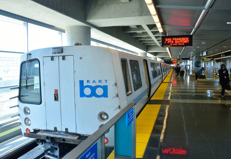 BART, bart website, bart strike