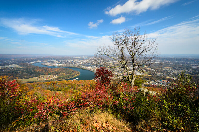 Chattanooga, Tenn., is the largest U.S. city with a municipally-owned fiber network available to residents and businesses