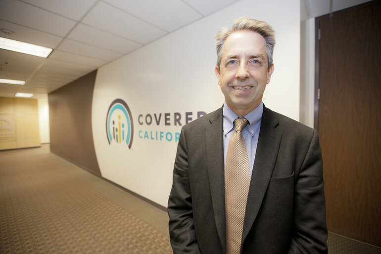Covered California's Executive Director Peter Lee