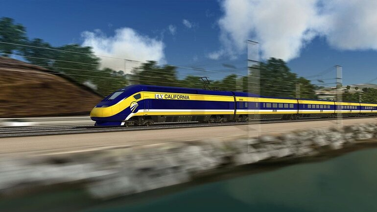 California high-speed rail