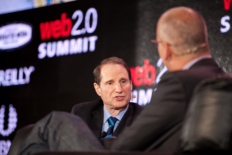 Democrat Ron Wyden