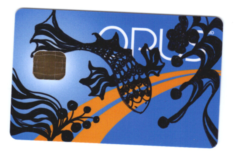 Montreal OPUS card