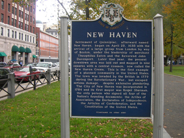 New Haven, Conn.