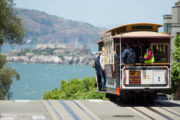 Where To Buy Cable Car Tickets San Francisco