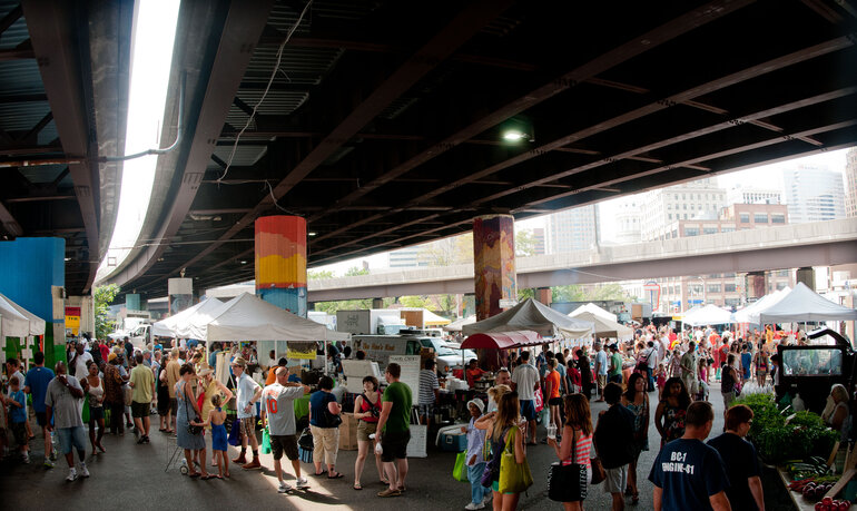 Baltimore Farmers Market and Bazaar