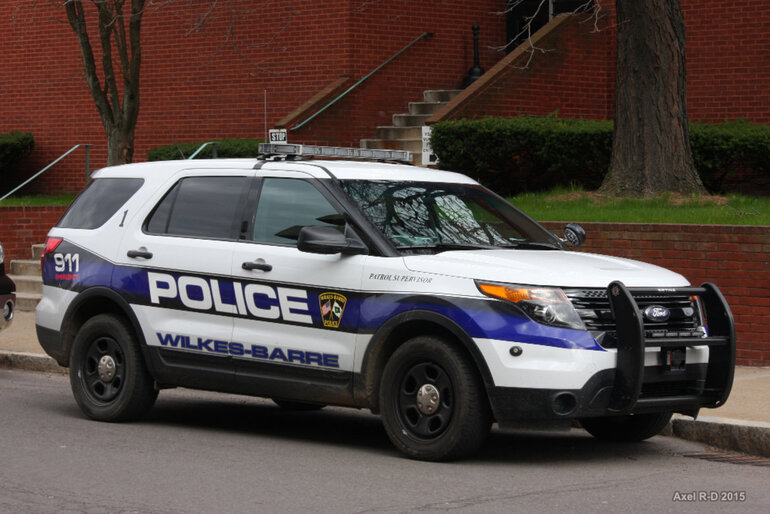 Wilkes-Barre, Pa., Police