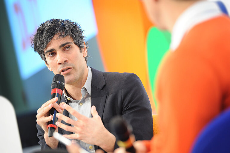 Jeremy Stoppelman, co-founder and CEO of Yelp