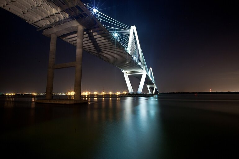 Charleston's Ravenel Bridge