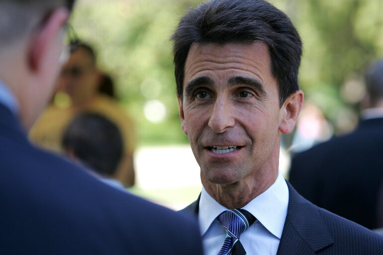 California Sen. Mark Leno