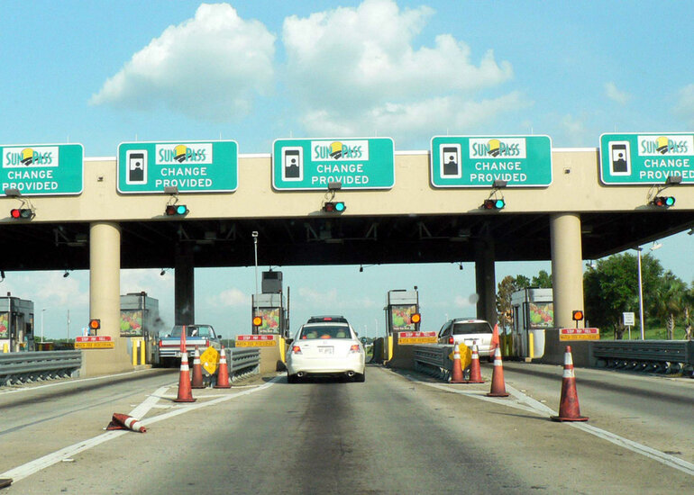 Sunpass Toll Florida