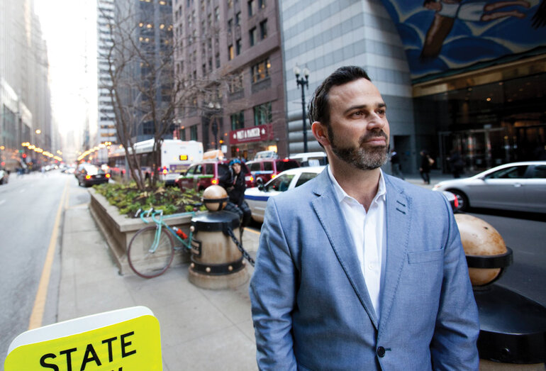 Gabe Klein, strategic adviser, Bridj