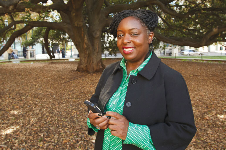 Kimberly Bryant, founder, Black Girls Code