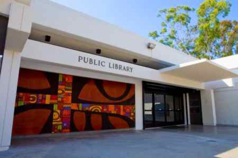 L a county 39 s most tech savvy 100 year old for La county public library