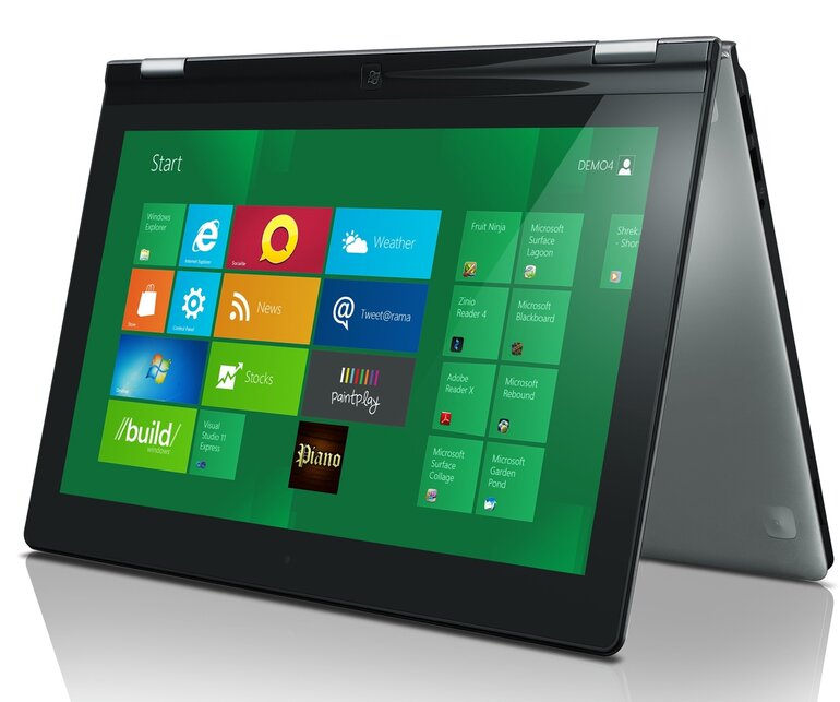 Lenovo IdeaPad YOGA multimode notebook