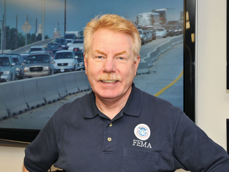 Michael Byrne, national incident management assistance team leader, FEMA