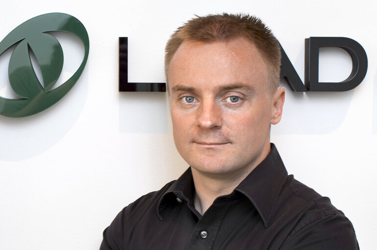 Founder and CEO of Load Impact, Ragnar Lonn