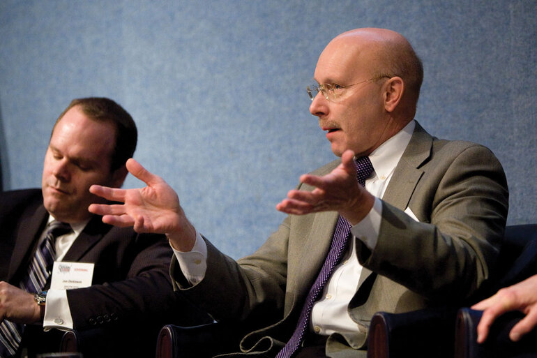 Bill Schrier, senior policy adviser, Office of the CIO, Washington state