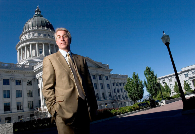 Former Utah State CIO Steve Fletcher now runs the NTIA's State and Local Implementation Grant Program