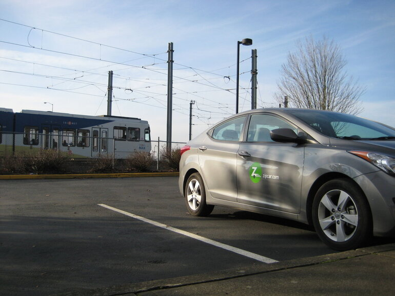 Trimet and Zipcar