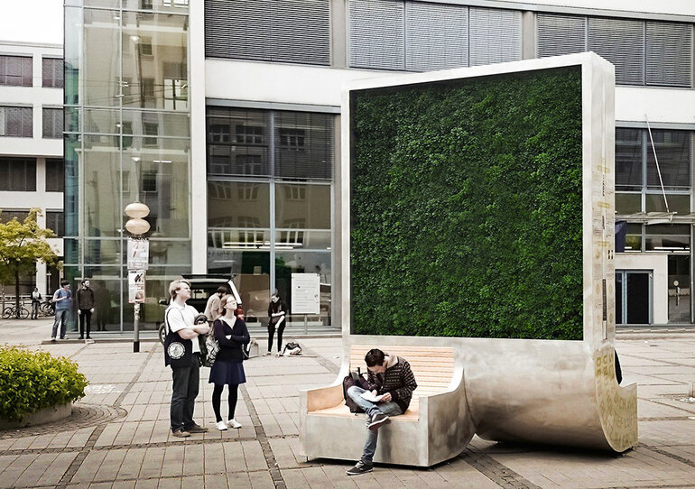 CityTree, Green City Solutions