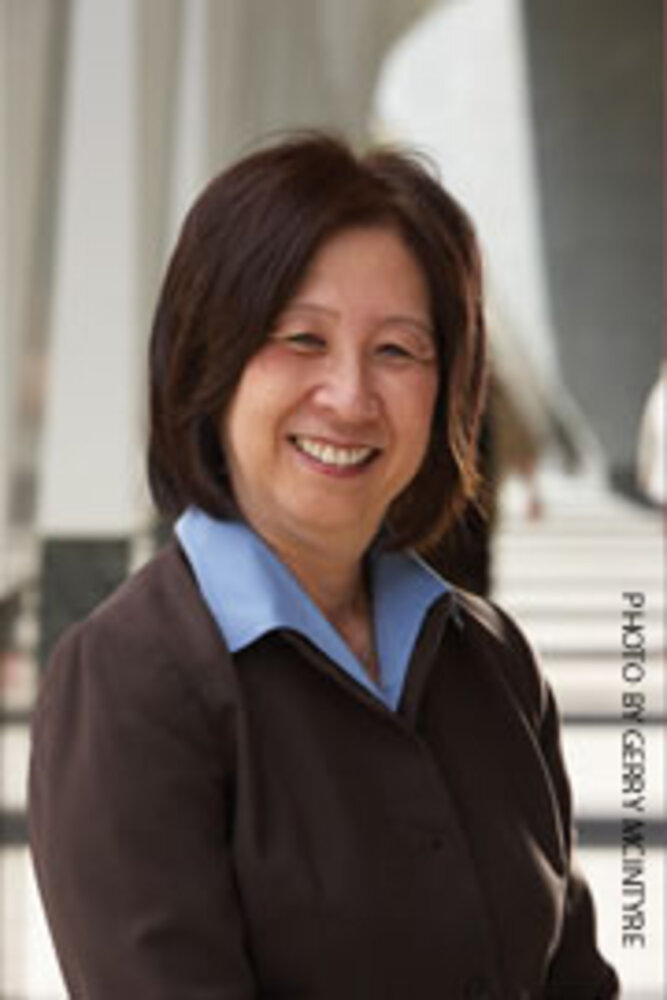 Teri Takai, CIO, California/Photo by Gerry McIntyre