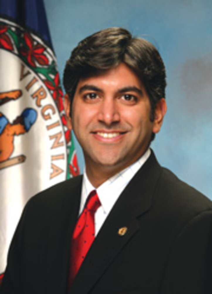 U.S. Chief Technology Officer Aneesh Chopra/Photo courtesy of Virginia Secretary of Technology Office