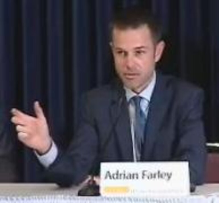 Adrian Farley, Deputy Director, Procurement Division, California Department of General Services