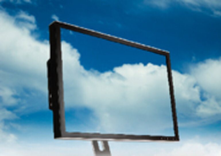 Year in Review: Cloud Computing Gains Government Foothold/stock photo