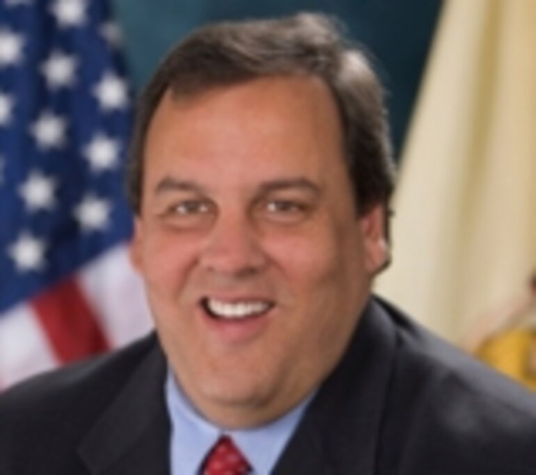 new jersey governor christie
