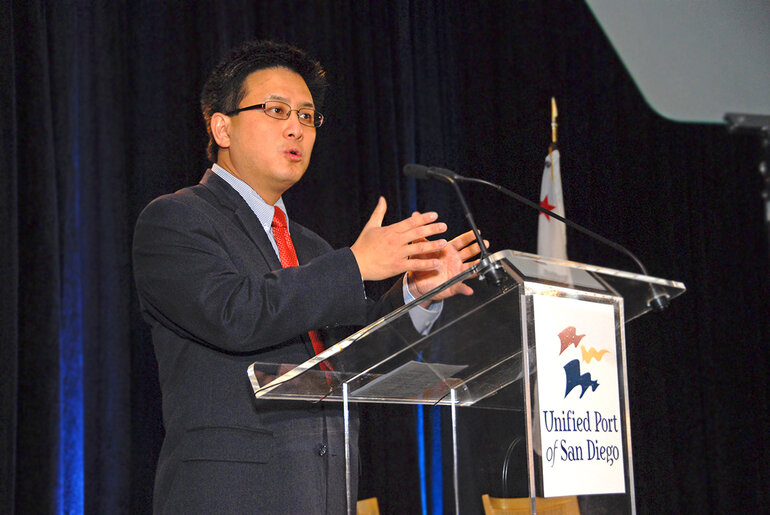 California Treasurer John Chiang