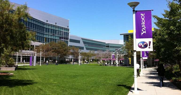 Yahoo office complex