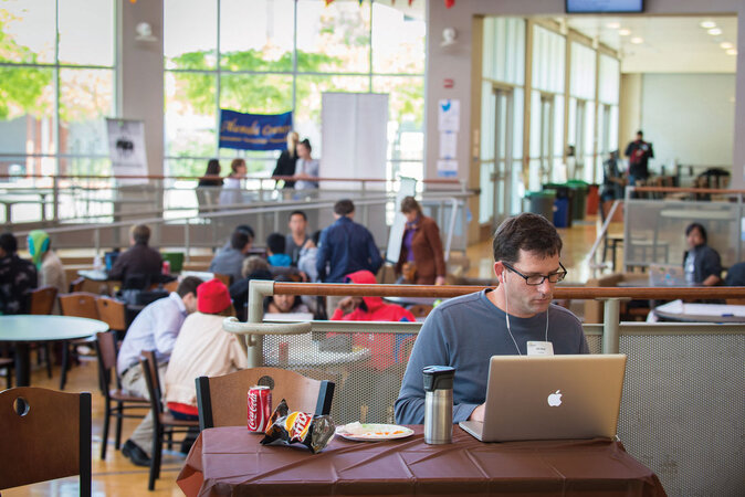 An Alameda County, Calif., hackathon