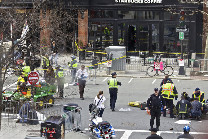 2013 Boston Marathon Bombing