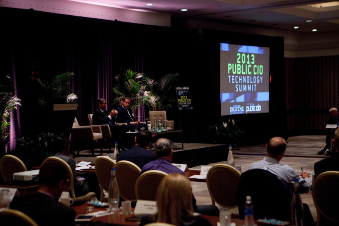 Public CIO Technology Summit