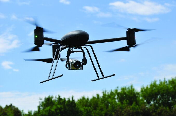 The University of North Dakota offers undergraduate degrees in unmanned aircraft systems operations