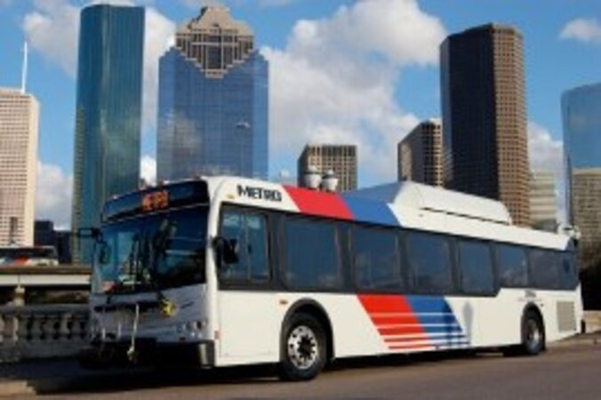 Harris County Metro Bus