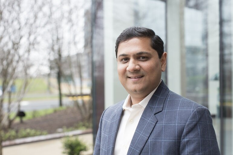 Illinois CIO Hardik Bhatt